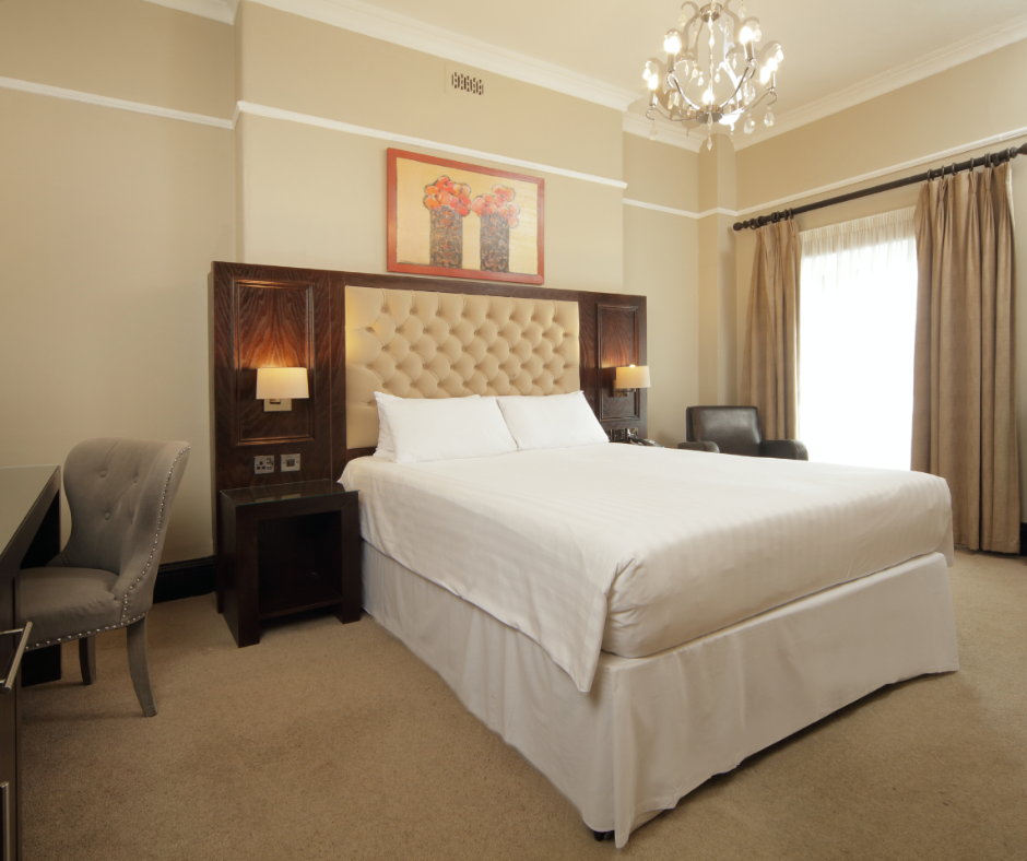 A Luxury Hotel In The Centre Of Bradford The Great