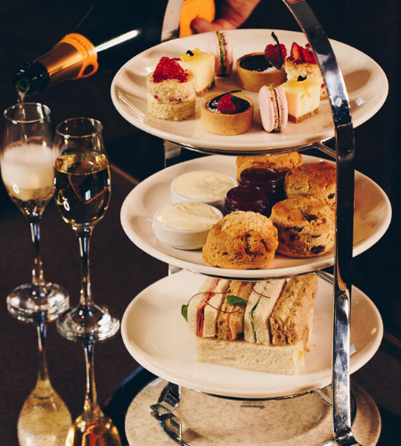 Bottomless Prosecco Afternoon Tea